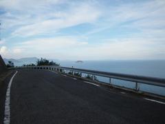 弓削島周回
