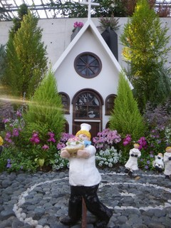 淡路夢舞台・奇跡の星の植物館