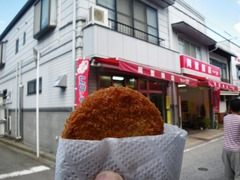 岡哲コロッケ