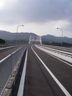 再び大三島橋