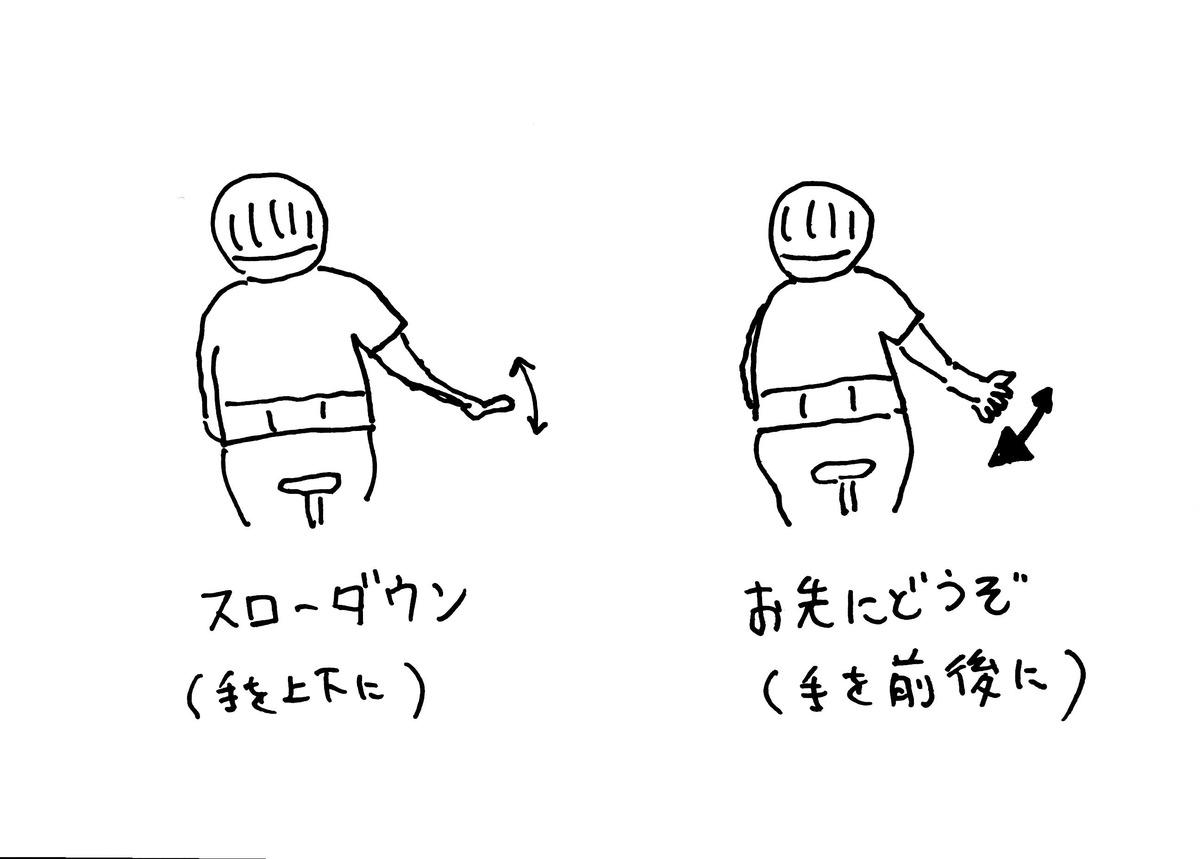 ハンドサイン2