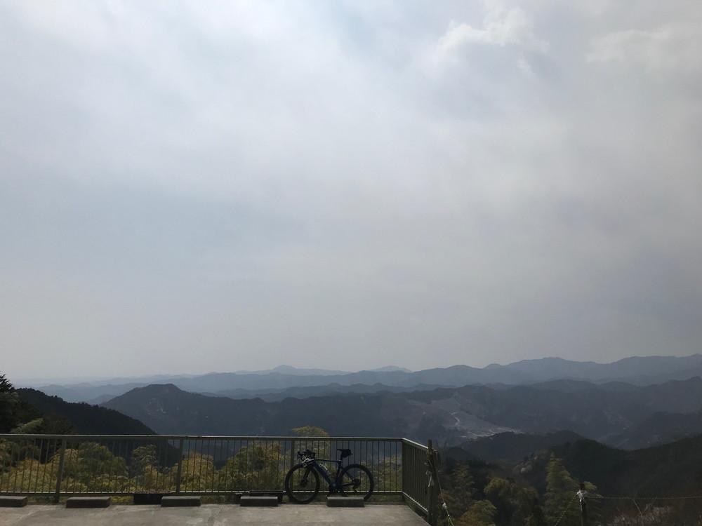奥武蔵グリーンライン(顔振峠)