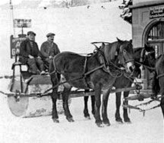 1905年頃のスノーローラー