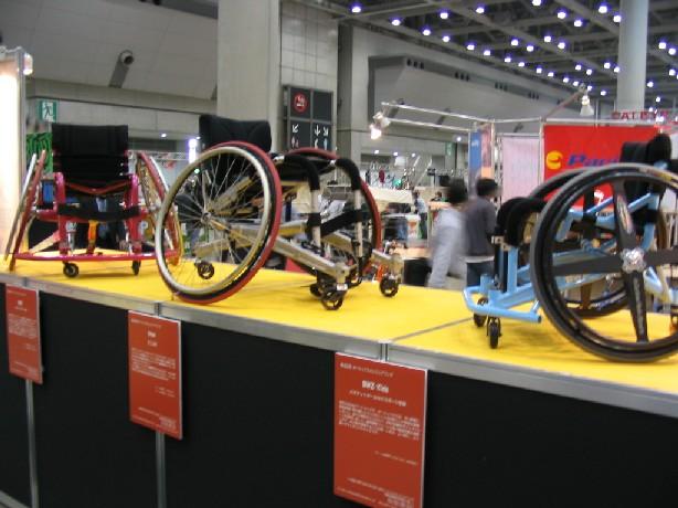 スポーツ車椅子