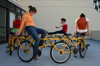 The best circular bike