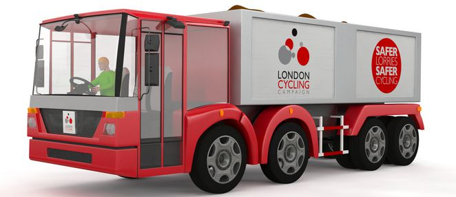 Safer Urban Lorry to reduce cycling deaths, lcc.org.uk