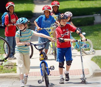 Safe Routes to School, saferoutespartnership.org