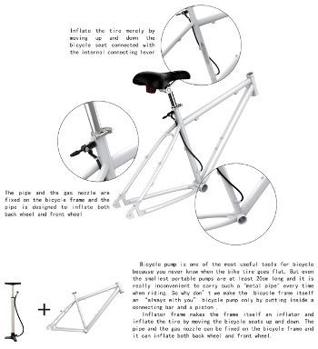 Cycle + Air Pump