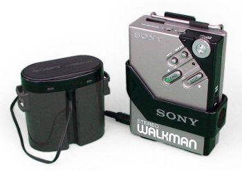 Sony Walkman, Photo by Esa Sorjonen