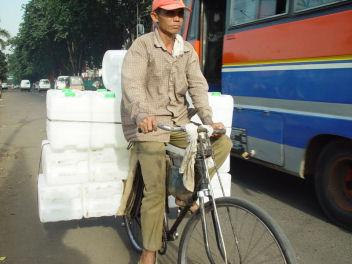 飲料水の移動販売