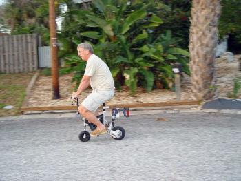 Drill-Bike