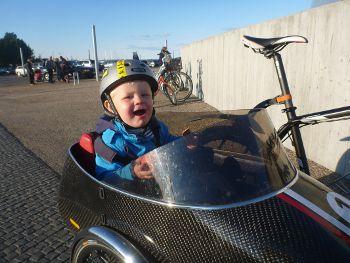Scandinavian Side Bike