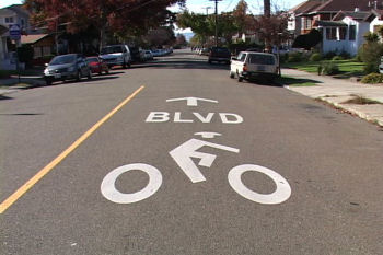 自転車ブールバード