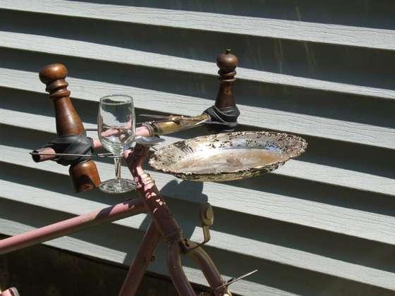 Classy Bike Handlebars
