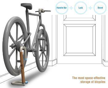The Ultimate Bike Handle, www.yankodesign.com