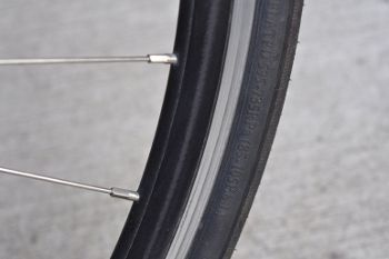 Fiks:Reflective Rim Stripes for Bicycles