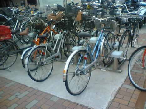 機械式駐輪装置