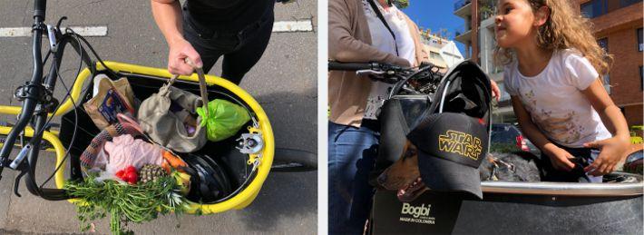 Bogbi Cargo Bike
