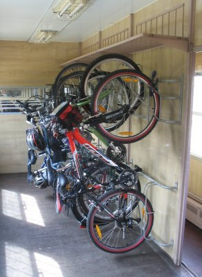 自転車専用ラック