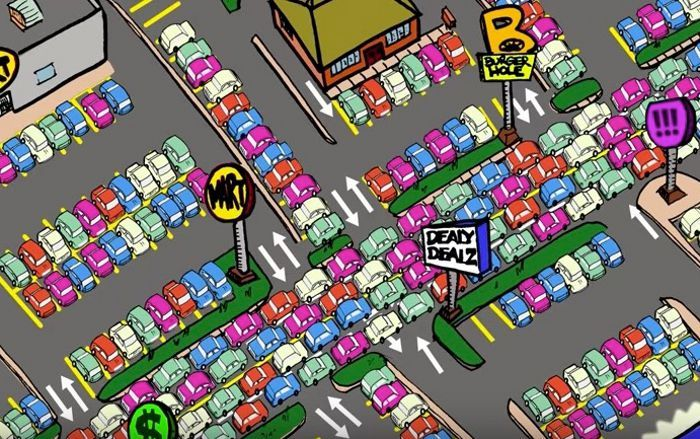Minimum Parking