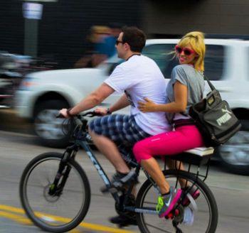 Companion Bike Seat