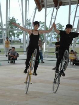 自転車ワールドフェスタ2008
