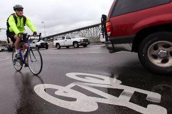 自転車に乗るな!