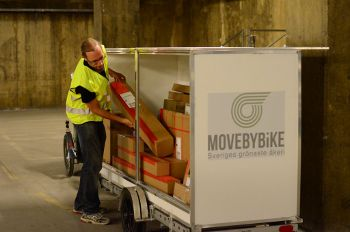 Velove cargobikes and trailers
