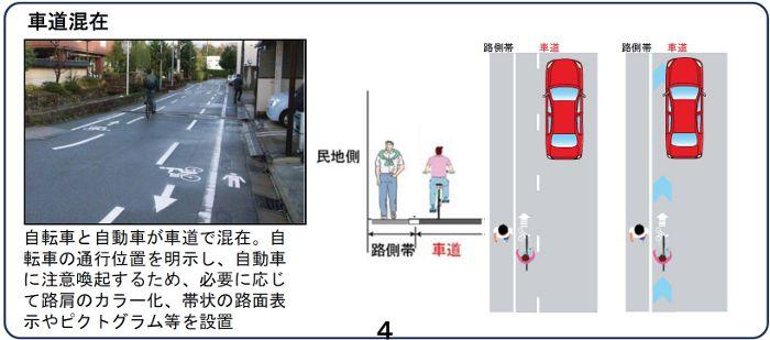 安全で快適な自転車利用環境創出ガイドライン