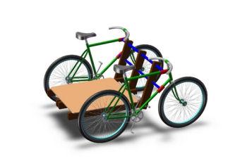 Bike To Bike Transport Vehicle