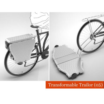 Transformable Trailor
