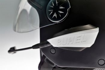 Boneconductive Headphone For Helmets