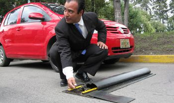 Smart Speed Bumps