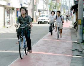 自転車利用促進
