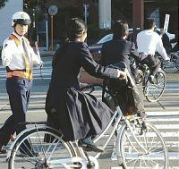 自転車も車