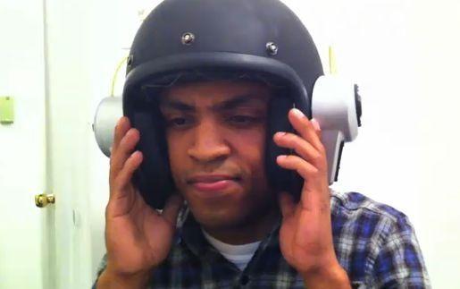 Shaving Helmet, www.brobible.com