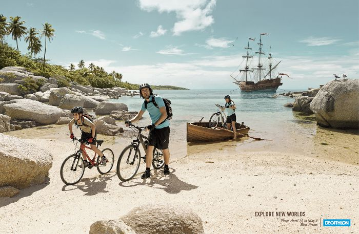 Decathlon: Cycle, adsoftheworld.com