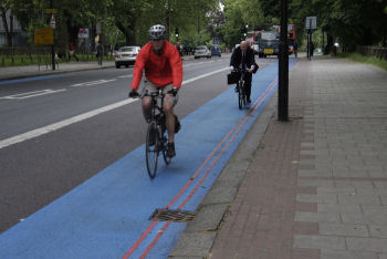Cycle Superhighways, www.tfl.gov.uk