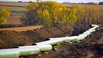 Oil pipeline project