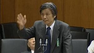 児玉龍彦教授