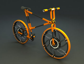 Compactable Urban Bicycle