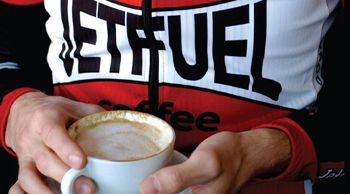 Jet Fuel Coffee Shop
