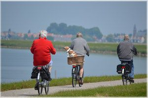 Older cyclists