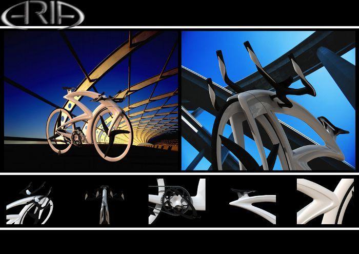 ARIA by Marco Mainardi, www.taipeicycle.com.tw