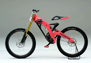 ホンダの自転車