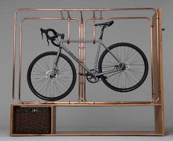 Stasis bike storage