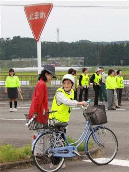 高齢者の交通ルールへの意識不足?
