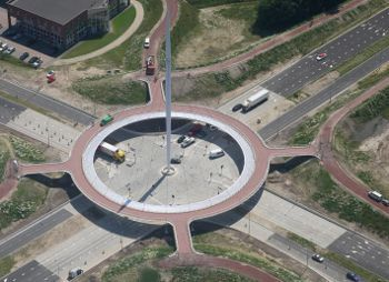 Spectacular New Floating Cycle Roundabout, bicycledutch.wordpress.com