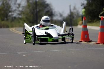Extreme Gravity Car