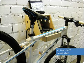 Bike Shelf rack